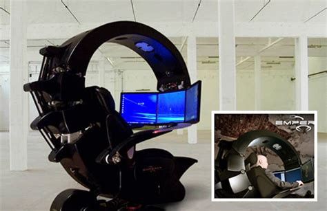 Emperor Scorpion Gaming Chair by The Emperor Workstation