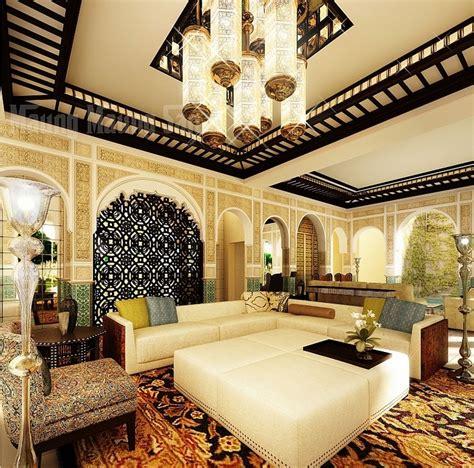 le style rice dans maison décoration maison dans style marocain 33 idées inspirantes