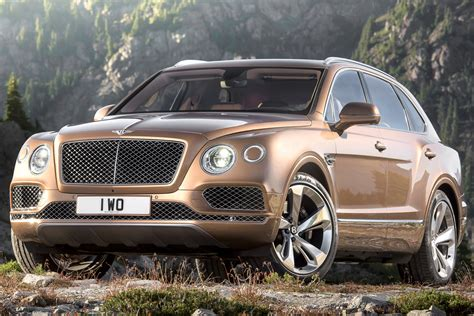 bentley suv new bentley bentayga suv video official pictures and