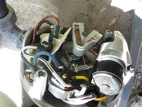 multimeter  test  pool pump motor