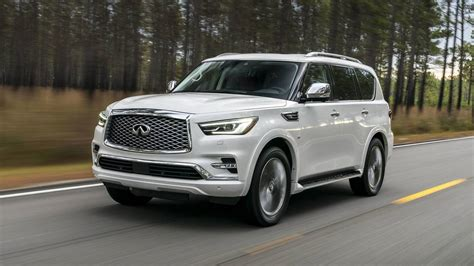 Infiniti Qx80 Photo by 2018 Infiniti Qx80 Drive Motor1 Photos