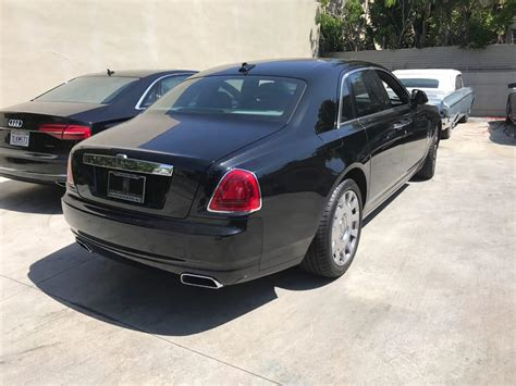 ROLLS ROYCE GHOST Rental in Los Angeles and Beverly Hills