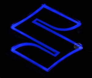 5D Rear Badge Bulb Emblem Car Logo Light For Suzuki Swift ...