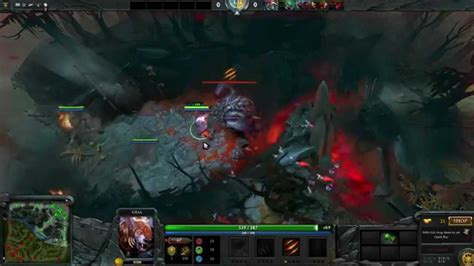 dota  level  roshan   seconds patch  youtube
