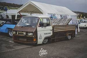 Incredibly Low T25 Transporter Truck