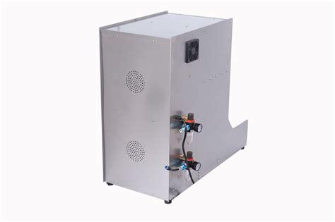 nit sx  automatic nespresso capsule sealing machine  nitrogen saneu