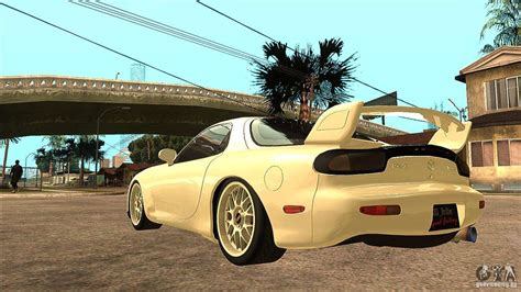 Mazda Rx7 Fd3s Type-r Bathurst For Gta San Andreas
