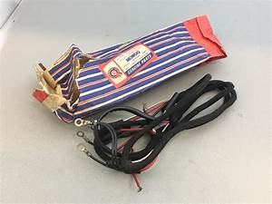 Austin Healey 3000 Trunk Wiring Harness Nos