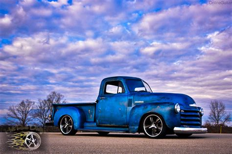 1952 chevrolet c 10 patina shop truck hot rod lowered pro