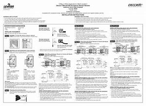Download Free Pdf For Leviton Odc0s