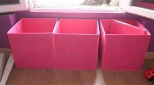 Bac Rangement Tissu : boites rangement en tissu photo 21 22 j 39 ai achet ces ~ Teatrodelosmanantiales.com Idées de Décoration