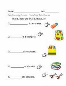 English teaching worksheets: Pronouns