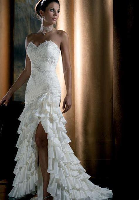 beautiful wedding gowns beautiful wedding dress with sweetheart neckline ipunya