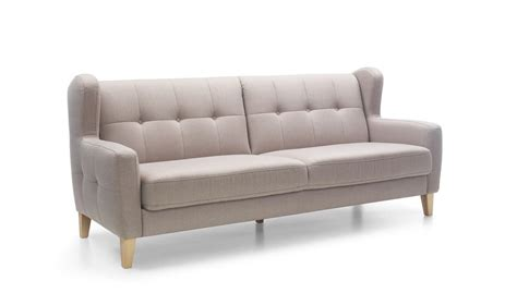 sofa skandinavisches design 3 sitzer sofa ausziehbar skandinavisches design arno