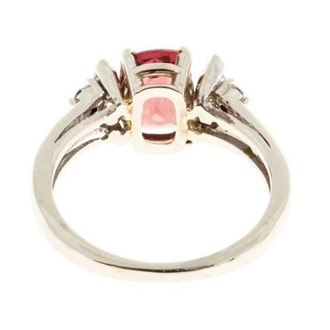 spine l for sale dana natural orange red spinel gold ring for sale