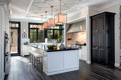 chef design kitchen graceful chic chef s kitchen and open dining room 2015 2135