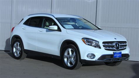 Request a dealer quote or view used cars at msn autos. New 2018 Mercedes-Benz GLA GLA 250 4MATIC® SUV Sport ...