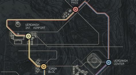call  duty warzone   fast travel   subway