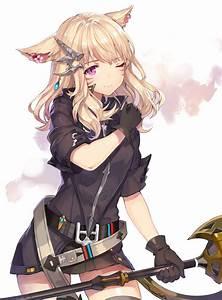 Final Fantasy XIV Zerochan Anime Image Board