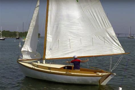 Sailing Boat Jib by How To Sail A Boat Boats