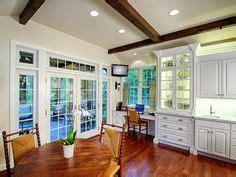country kitchen bemidji galley kitchen wood flooring white shaker beadboard 2733