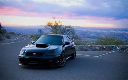 Subaru Impreza Tuning Wallpapers Wallpaperup