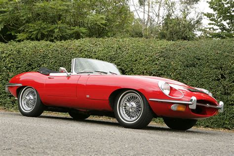 Rent A Classic Jaguar E Type. Classic Car Hire