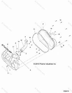 Polaris Side By Side 2017 Oem Parts Diagram For Drive