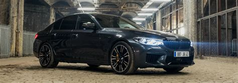 2018 Bmw M5 And Bmw Partnership Of