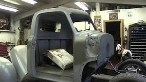 Baylor University 1950 Chevy Truck Restoration By Shoals