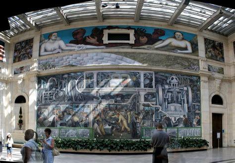 diego rivera mural detroit institute of arts diego rivera mural detroit a photo on flickriver