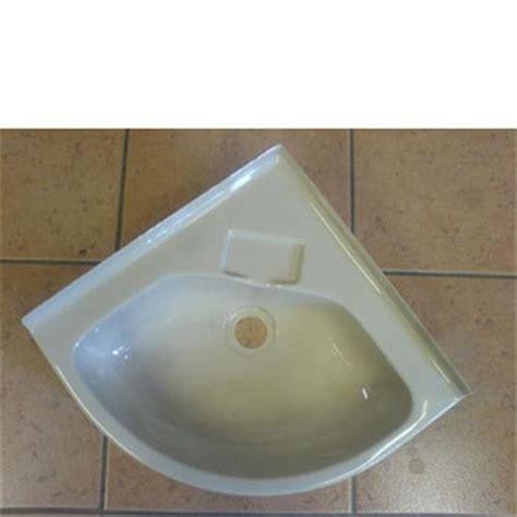 small kitchen sinks for caravans corner bowl white 355mm x 355mm caravan corner sink 8094