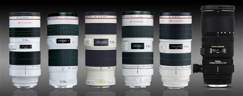 mm lenses  canon comparison light  matter