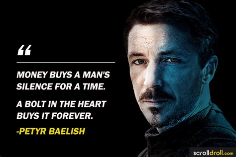 memorable quotes  game  thrones