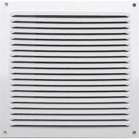grille aeration cuisine grille d 39 aération aluminium laqué l 17 x l 17 cm leroy