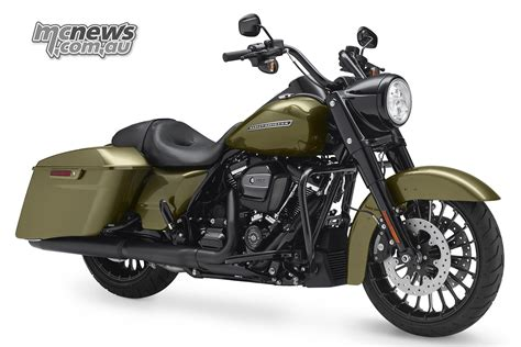 Harley Davidson Road King harley davidson announce new road king special mcnews au
