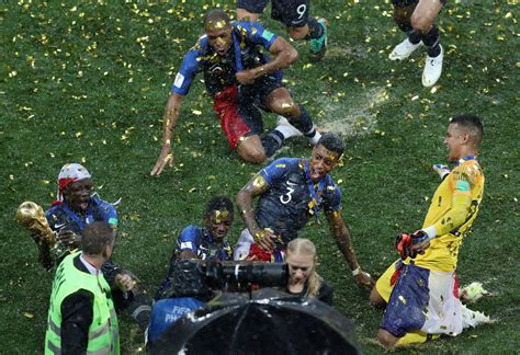 Alphonse Areola Zonzi Photos France Croatia