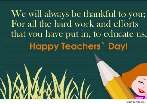 teachers day quotes card wishes images