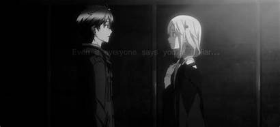 Inori Anime Yuzuriha Romance Guilty Crown Quotes