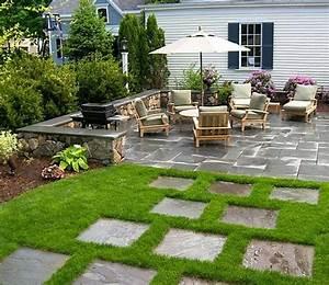Idee Deco Jardin : terrasse et jardin 29 id es splendides d 39 am nagement ~ Mglfilm.com Idées de Décoration