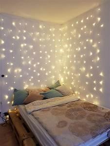 Tumblr Zimmer Lichterketten : die besten 25 kleine schlafzimmer ideen auf pinterest winziges schlafzimmer design kleine ~ Eleganceandgraceweddings.com Haus und Dekorationen