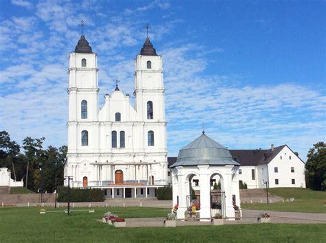 Mantojums | Aglonas katoļu bazilikas un klostera apbūve