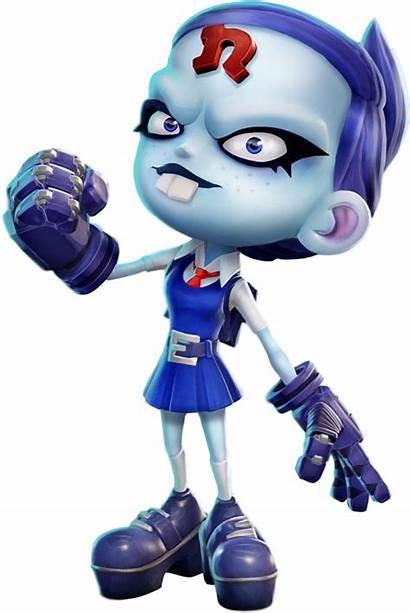 Nina Cortex Crash Bandicoot Nitro Fueled Team