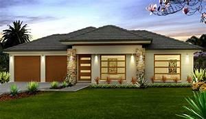 Modern Single Storey House Designs 2016