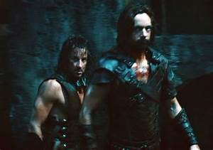 Craig Parker and Michael Sheen in Underworld: rise of the ...