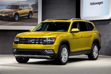 2018 Volkswagen Atlas Lease Special - Carscouts CU