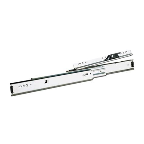 file cabinet drawer slides richelieu 74322g22 full extension cabinet slide for file