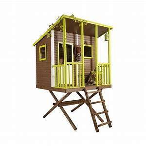 Maisonnette En Bois Castorama : maisonnette en bois enfant 60 jolies demeures pour les ~ Dailycaller-alerts.com Idées de Décoration