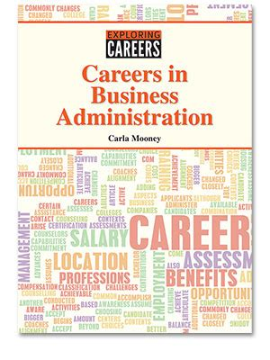 exploring careers careers  business administration