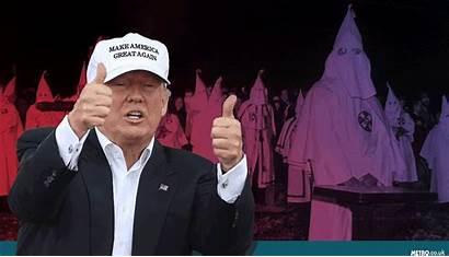 Trump Donald President Kkk Klan Klux Ku